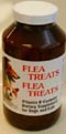 Flea Treats bottle