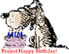 Project Happy Birthday logo